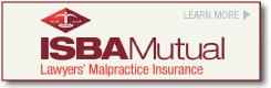 ISBA Mutual Lawyers Malpractice Insurance