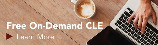 Free On-Demand CLE