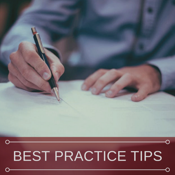 Best Practice Tips: Lawyer Performance and Setting Expectations | Illinois State Bar Association