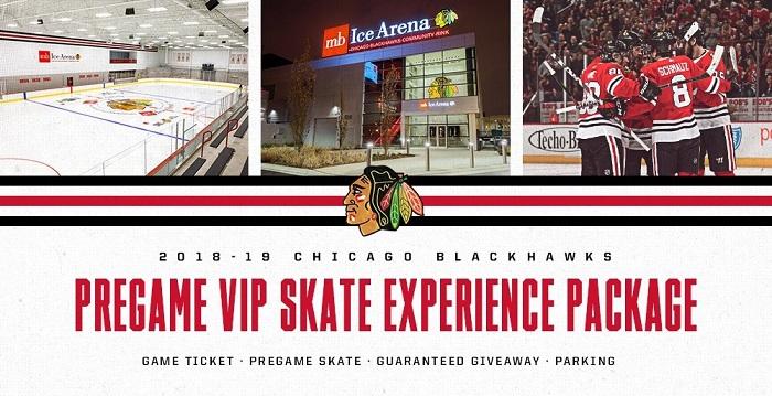 Chicago blackhawks 2018 promotional giveaways