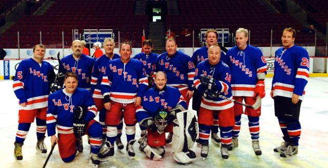 chicago lawyers hockey team illinois state bar association