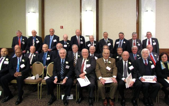 The 1961 Class of Distinguished Counsellors