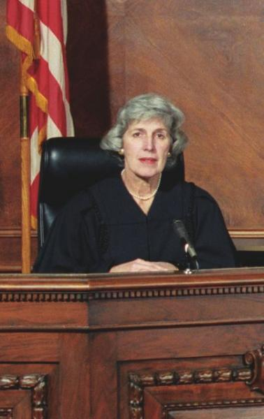 Justice Mary Ann G. McMorrow