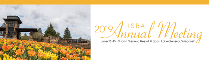 2019 ISBA Annual Meeting