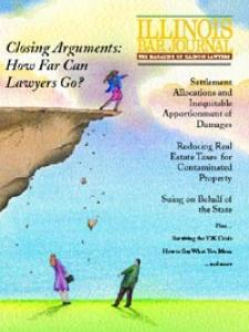 December 1998 Illinois Bar Journal Cover Image