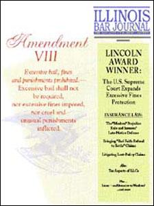 February 1999 Illinois Bar Journal Cover Image