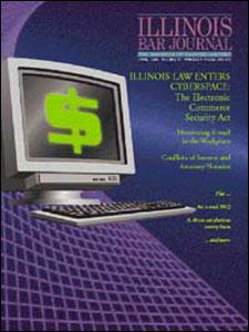 June 1999 Illinois Bar Journal Cover Image