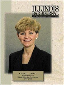 July 1999 Illinois Bar Journal Cover Image