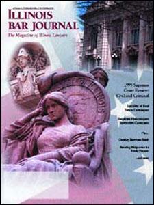 April 2000 Illinois Bar Journal Cover Image