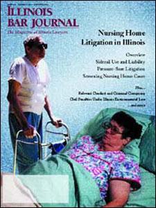 June 2000 Illinois Bar Journal Cover Image