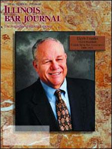 July 2000 Illinois Bar Journal Cover Image