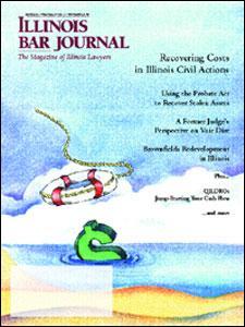 September 2000 Illinois Bar Journal Cover Image