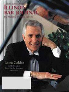July 2002 Illinois Bar Journal Cover Image