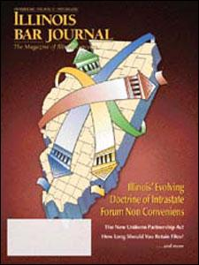 December 2002 Illinois Bar Journal Cover Image