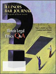 January 2003 Illinois Bar Journal Cover Image