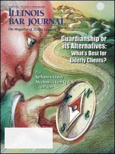 March 2003 Illinois Bar Journal Cover Image