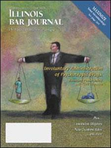 October 2003 Illinois Bar Journal Cover Image
