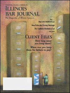 February 2004 Illinois Bar Journal Cover Image