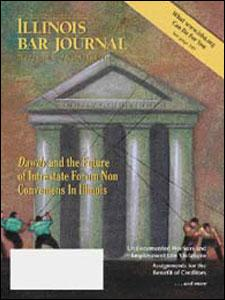 May 2004 Illinois Bar Journal Cover Image