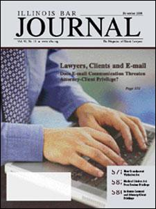 November 2004 Illinois Bar Journal Cover Image