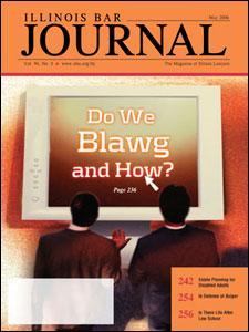 May 2006 Illinois Bar Journal Cover Image