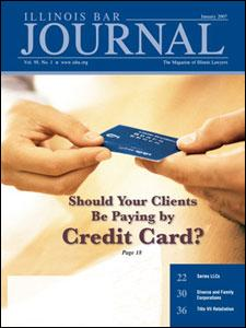 January 2007 Illinois Bar Journal Cover Image