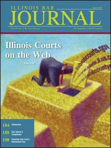 April 2007 Illinois Bar Journal Cover Image