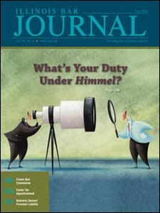 June 2007 Illinois Bar Journal Cover Image