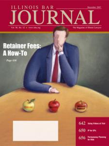 December 2007 Illinois Bar Journal Cover Image