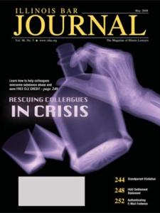 May 2008 Illinois Bar Journal Cover Image