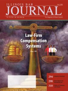 June 2008 Illinois Bar Journal Cover Image