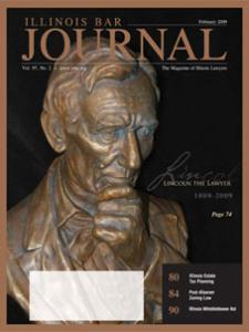 February 2009 Illinois Bar Journal Cover Image