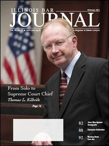 February 2011 Illinois Bar Journal Cover Image