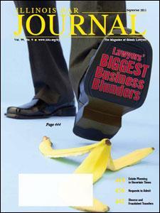 September 2011 Illinois Bar Journal Cover Image
