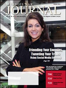October 2011 Illinois Bar Journal Cover Image