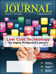January 2014 Illinois Bar Journal Cover Image