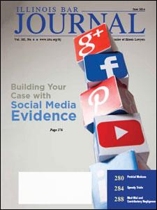 June 2014 Illinois Bar Journal Cover Image