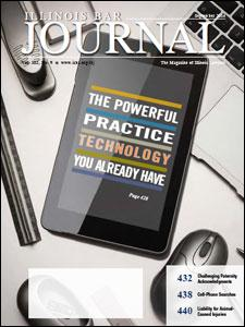September 2014 Illinois Bar Journal Cover Image