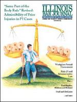 August 1999 Illinois Bar Journal Cover Image