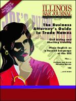 October 1999 Illinois Bar Journal Cover Image