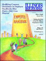 November 1999 Illinois Bar Journal Cover Image