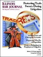 May 2000 Illinois Bar Journal Cover Image