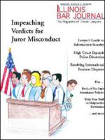 October 2000 Illinois Bar Journal Cover Image