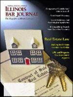 December 2000 Illinois Bar Journal Cover Image
