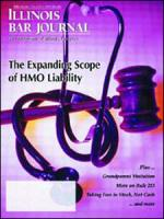 February 2001 Illinois Bar Journal Cover Image