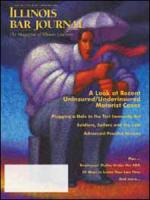 June 2001 Illinois Bar Journal Cover Image