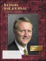 July 2001 Illinois Bar Journal Cover Image