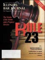 April 2002 Illinois Bar Journal Cover Image