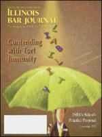 June 2003 Illinois Bar Journal Cover Image