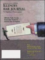 January 2004 Illinois Bar Journal Cover Image